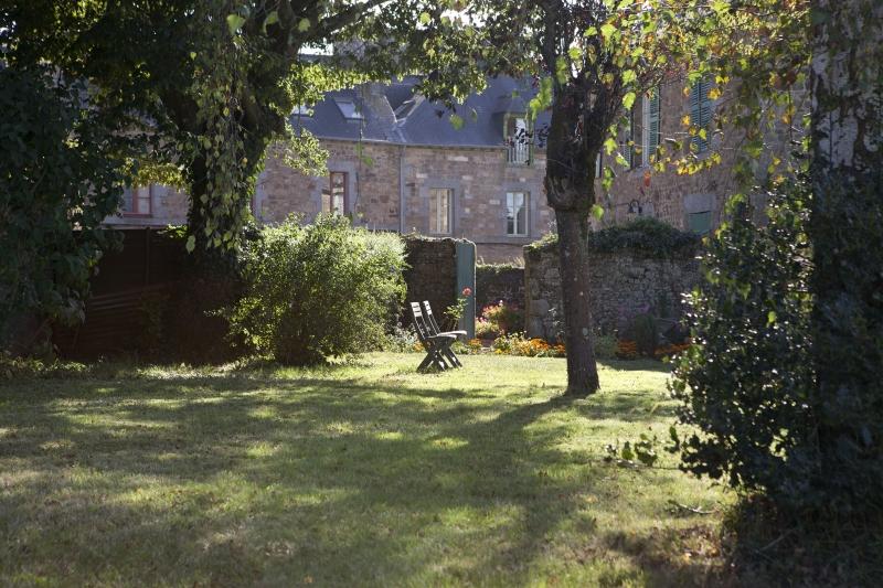 Jardin du Presbytère
