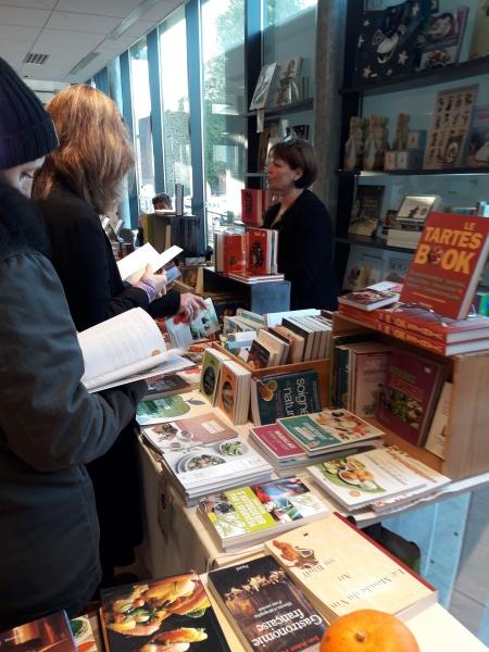 Salon du livre gourmand
