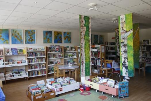 bibliothèque de Bécherel
