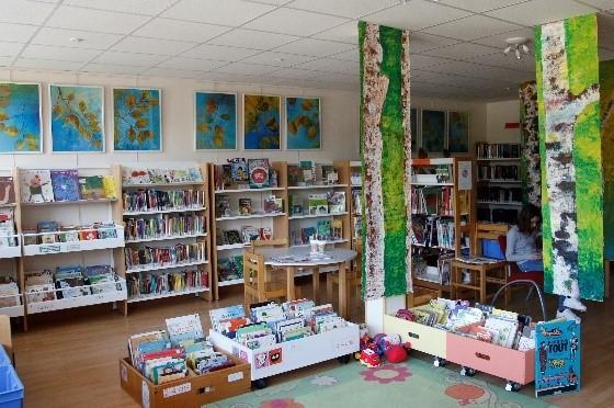 Bibliothèque Municipale de Bécherel