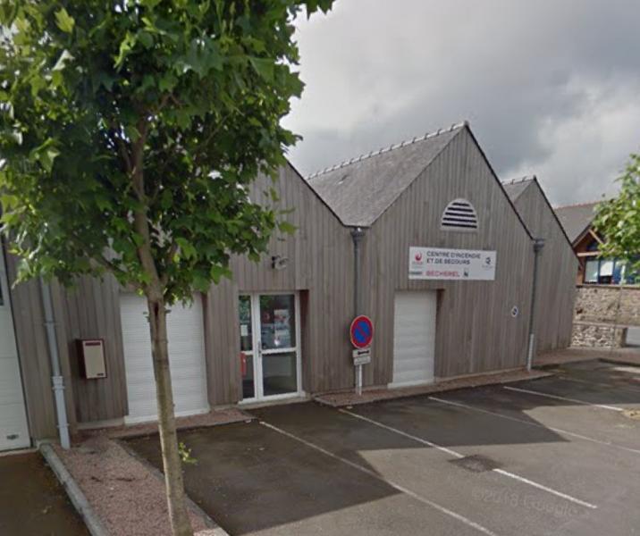 Centre de secours de Bécherel