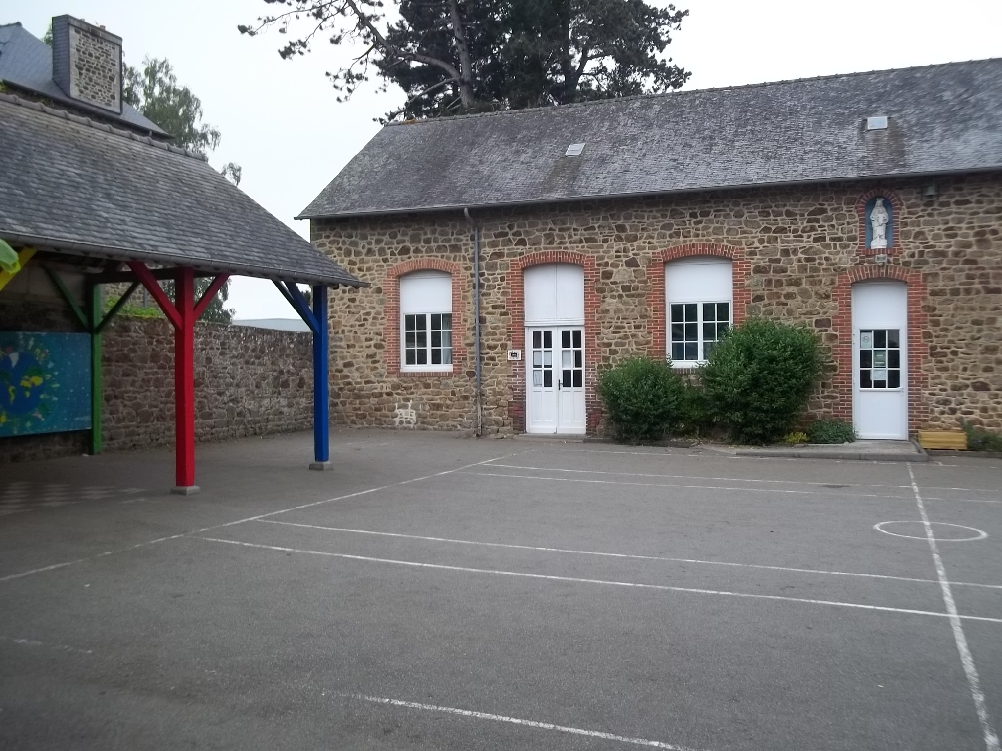 école privée Bécherel