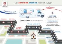 BUS ITINÉRANT - les services publics viennent à vous